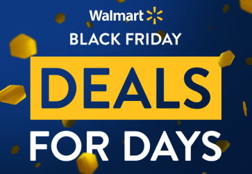 Walmart plans month-long holiday sales event