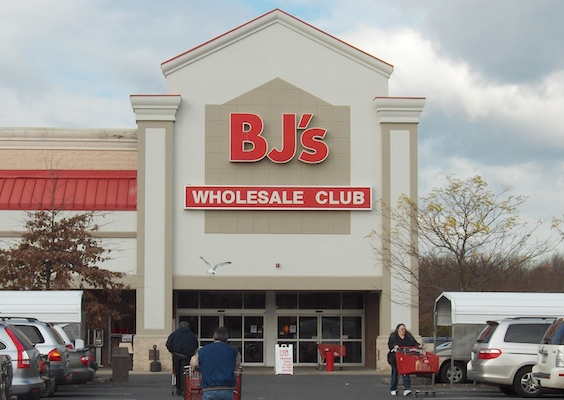 BJ's Wholesale Club store