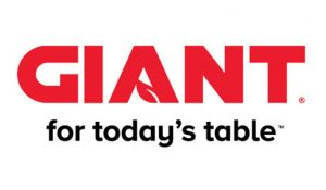 GIANT for today's table logo