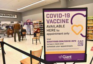 Giant Food vaccines